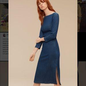 Aritzia Wilfred Free ABMA dress